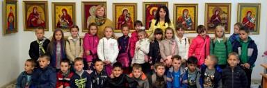 ЕКСКУРСІЯ ДЛЯ ДІТЕЙ  2-Г КЛАСУ ЛЬВІВСЬКОЇ ЗАГАЛЬНООСВІТНЬОЇ ШКОЛИ №98
