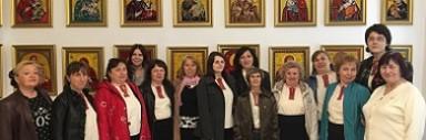 Проведено екскурсію для Львівської організації УТОС