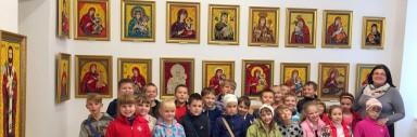 Екскурсія для дітей Львівської загальноосвітньої школи  №43