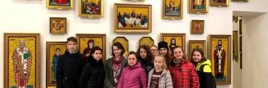 Наші юні  гості з Краматорська.